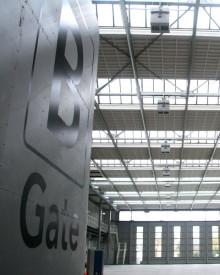 Fokker Terminal bewegwijzering