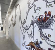 wanddecoratie_muur_belettering_behang