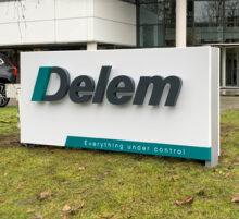 uniforme bewegwijzering voor Delem